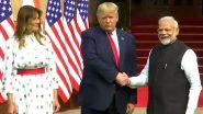 प्रेसिडेंट डोनाल्ड ट्रंप ने कहा- भारत आना मेरे लिए सम्मान की बात, डोनाल्ड ट्रंप ने कहा- भारत आना मेरे लिए सम्मान की बात, पीएम मोदी ने जाताया आभार