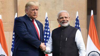डोनाल्ड ट्रंप ने एक बार फिर कश्मीर पर मध्यस्थता की पेशकश की, कहा- दोनों देशों के बीच जो कुछ भी कर सकता हूं करूंगा