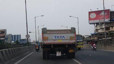 सायन फ्लाईओवर मरम्मत कार्य के चलते आज रहेगा बंद, मुंबई पुलिस की अपील ट्रैफिक से बचने के लिए दूसरे रास्तों का करें इस्तेमाल
