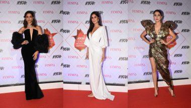 Nykaa Femina Beauty Awards 2020: दीपिका, कैटरीना, अनुष्का और कार्तिक संग बॉलीवुड के कई सितारों ने रेड कारपेट पर जमाया रंग, देखें तस्वीरें