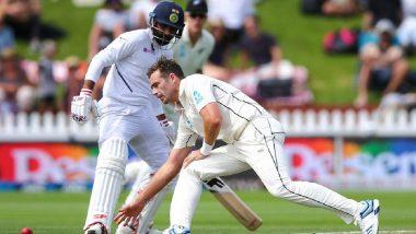 IND vs NZ 1st Test Match 2020: टिम साउथी ने कहा- ऋषभ पंत को रन आउट करना मैच का टर्निंग प्वाइंट रहा