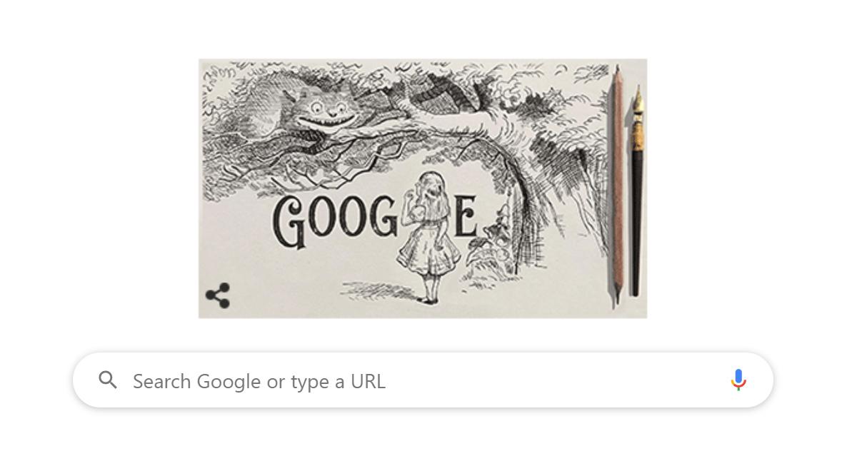 सर जॉन टेनियल की 200वीं जयंती: Google ने खास Doodle बनाकर Sir John Tenniel को किया याद, जानें उनके बारे में