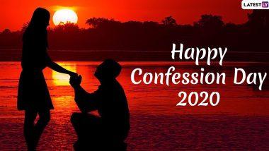 Confession Day 2020: कंफेशन डे देता है रिलेशनशिप में अपनी भूल को सुधारने का अवसर, ऐसे करें अपनी गलतियों को करें कबूल