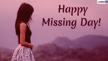 Missing Day 2020: आज मनाया जा रहा है मिसिंग डे, पार्टनर को ऐसे बताएं कि आप उन्हें कर रहे हैं कितना मिस