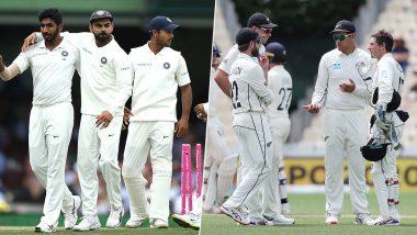 Live Cricket Streaming and Score India vs New Zealand 1st Test Match Day 4: भारत बनाम न्यूजीलैंड 2020 के पहले टेस्ट मैच के चौथे दिन का खेल आप Star Sports पर देख सकते हैं लाइव