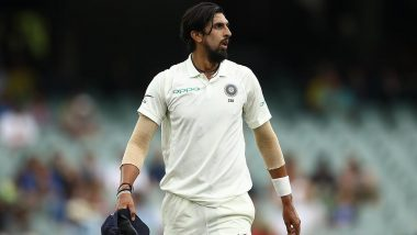 इशांत शर्मा ने कहा- टीम इंडिया ऑस्ट्रेलिया में इतिहास रचने को लेकर प्रेरित थी