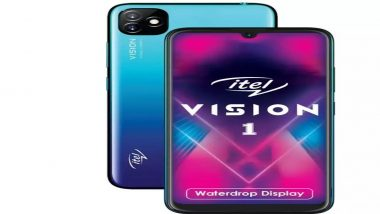 ITEL Vision Launch: आईटेल विजन 1 प्रो 6,599 रुपये में किया गया लॉन्च, जानें फीचर्स