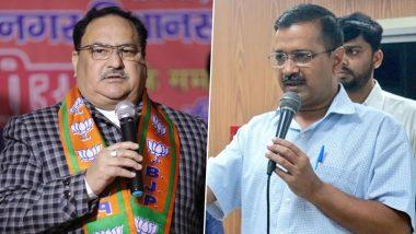 दिल्ली विधानसभा चुनाव 2020: बीजेपी अध्यक्ष जेपी नड्डा ने केजरीवाल पर साधा निशाना, कहा- WiFi और CCTV का जनता कर रही 5 साल से इंतजार