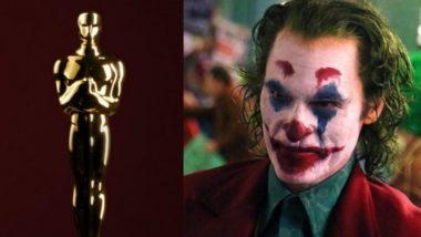 Oscar 2020: वॉकिन फीनिक्स को मिला बेस्ट ऐक्टर का खिताब तो साउथ कोरियन फिल्म पैरासाइट बनी बेस्ट पिक्चर, जानिए पूरी विनर लिस्ट