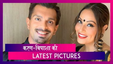 Karan Singh Grover Birthday: Latest Pictures Of Actor With Bipasha Basu