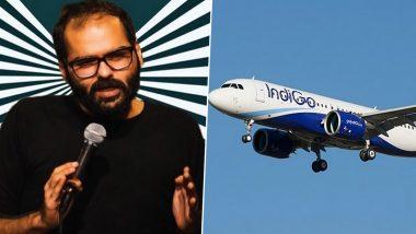 कुणाल कामरा ने इंडिगो को भेजा कानूनी नोटिस, Indigo ने कहा- मिलने पर जवाब देंगे