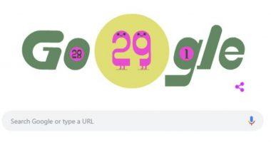 Leap Day 2020 Google Doodle: खास डूडल बनाकर गूगल सेलिब्रेट कर रहा है यह दिन, जानें क्या होता है लीप ईयर और कब मनाया गया था पहली बार