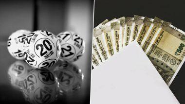 Siikkim Lottery Results Today: सिक्किम राज्य लॉटरी का 1 जुलाई का लकी ड्रा रिजल्ट जारी, ऑनलाइन अभी sikkimlotteries.com पर देखें