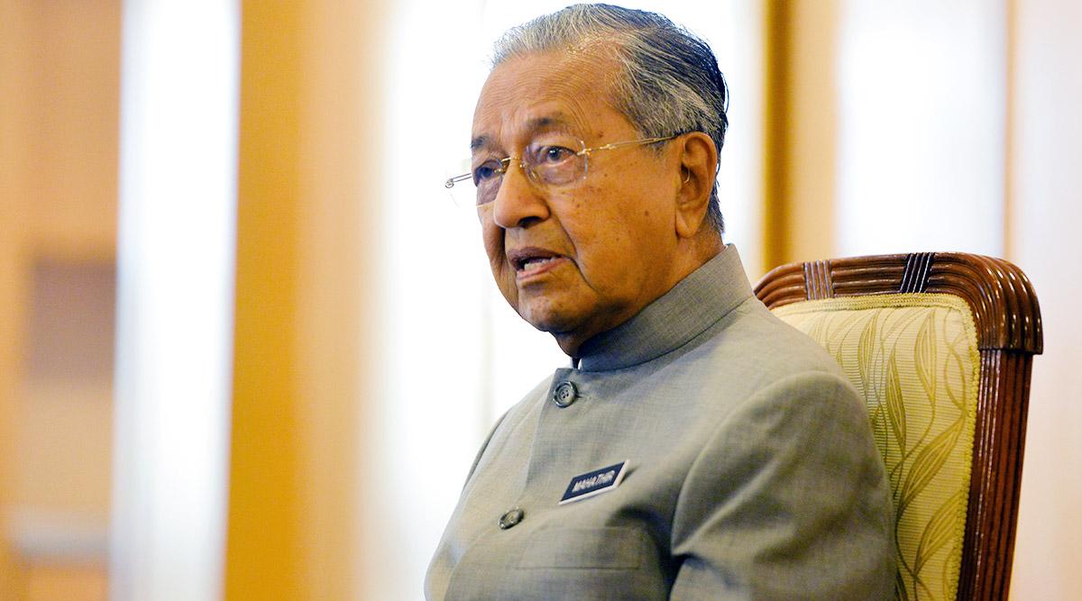 कश्मीर मसले पर PAK का साथ देने वाले मलेशिया के PM महातिर मोहम्मद को देना पड़ा इस्तीफा, ये है वजह