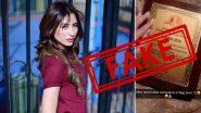 Bigg Boss 13 कंटेस्टेंट माहिरा शर्मा ने नकली सर्टिफिकेट शेयर करके फैंस से कहा झूठ, हो सकती है कानूनी कार्रवाई!
