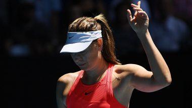 मारिया शारापोवा ने टेनिस को कहा गुडबाय, बोली 'हर दिन महसूस होगी कमी'
