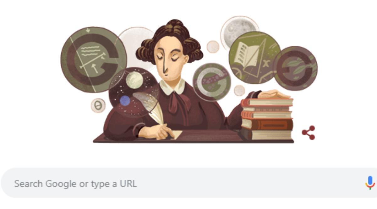 Mary Somerville Google Doodle: कौन थीं मैरी सोमरविले, जिनके सम्मान में गूगल ने बनाया है ये खास डूडल