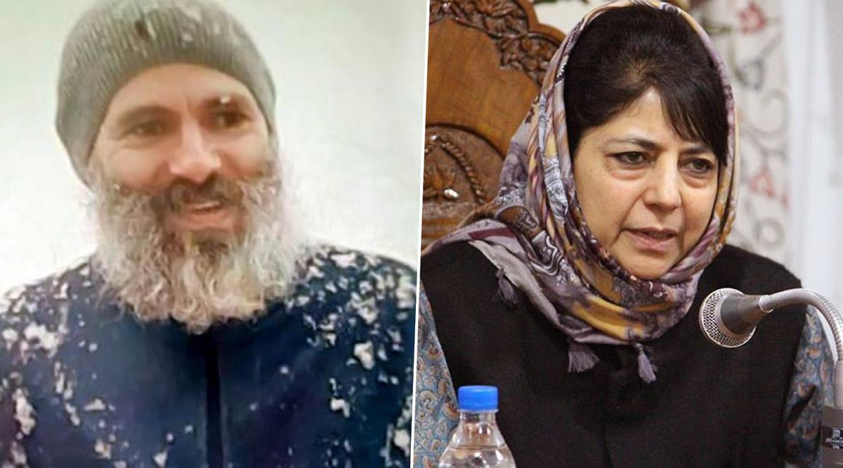 कश्मीर: मंगलवार को नजरबंदी से आजाद हुए उमर अब्दुल्ला की सरकार से गुहार- महबूबा मुफ़्ती को भी करें रिहा