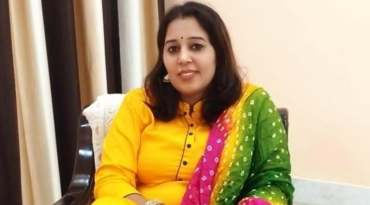 BJP की महिला नेता के चरित्र पर था पति को शक, सिर और सीने में गोली मारकर की हत्या