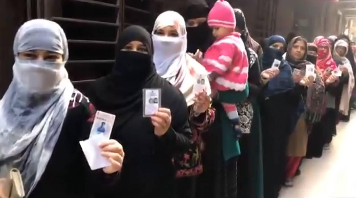 Delhi Election Results 2020: आम आदमी पार्टी को मिला मुसलमानों का जबरदस्त साथ, पार्टी के लिए की बंपर वोटिंग