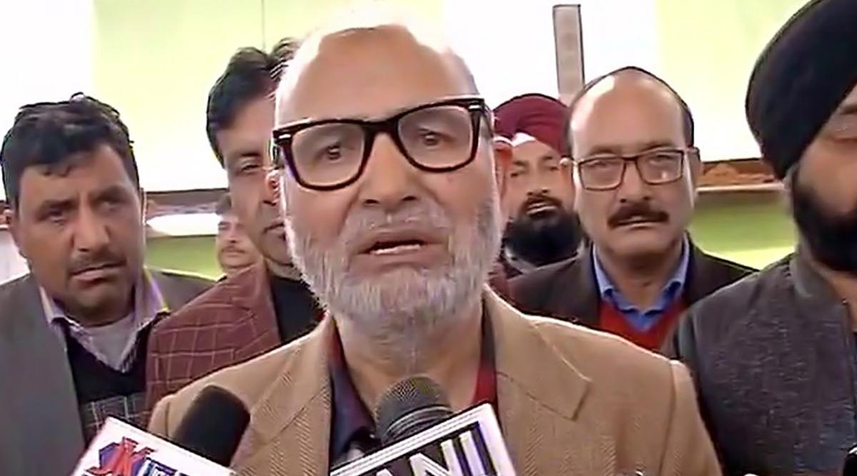 जम्मू-कश्मीर: उमर अब्दुल्ला-महबूबा मुफ्ती के बाद पूर्व मंत्री नईम अख्तर पर भी लगा पब्लिक सेफ्टी एक्ट लगा