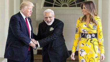 Namaste Trump: अमेरिकी राष्ट्रपति डोनाल्ड ट्रंप के स्वागत के लिए भारत तैयार, अहमदाबाद एयरपोर्ट पर पीएम मोदी करेंगे अगुवाई