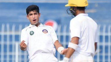 कोविड नियमों का उल्लंघन करने पर Naseem Shah के उपर गिरी पीसीबी की गाज, पीएसएल से किया बाहर