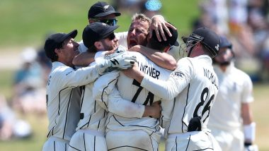 IND vs NZ 2nd Test Match Day 1: लंच तक दोनों भारतीय सलामी बल्लेबाज लौटे पवेलियन, पढ़ें मैच का पूरा हाल