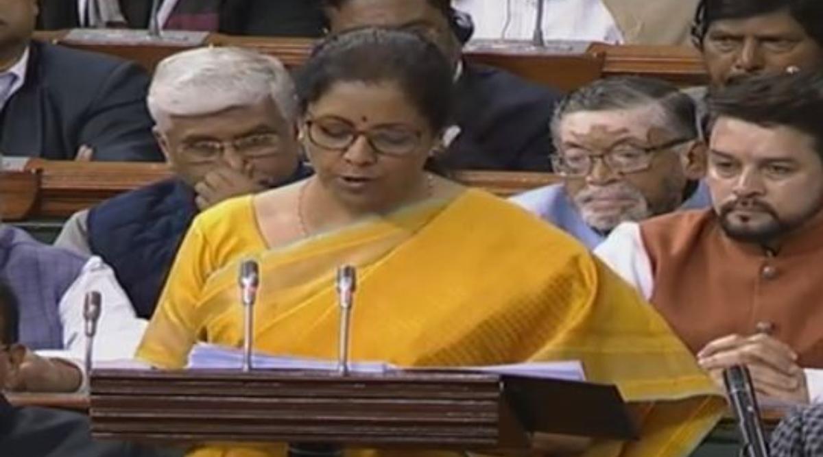 Budget 2020: वित्त मंत्री निर्मला सीतारमण ने लंबे बजट भाषण पर मांगी माफी