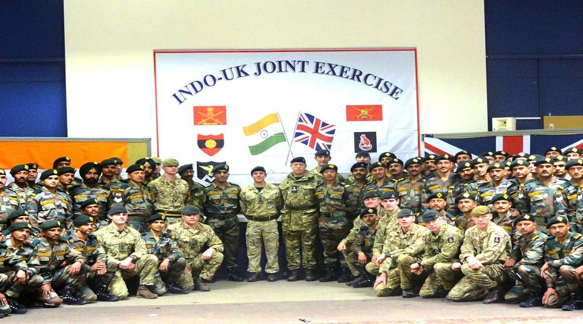अब देश के दुश्मनों की खैर नहीं, भारतीय जवान इस देश की सेना के साथ कर रहे हैं अभ्यास