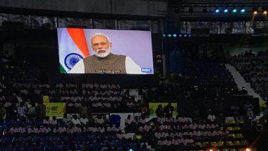 खेलो इंडिया यूनिवर्सिटी गेम्स का उद्घाटन, प्रधानमंत्री मोदी बोले-ये भारतीय खेलों के लिये ऐतिहासिक क्षण