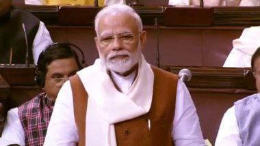 राज्यसभा में PM मोदी विपक्ष पर जमकर बरसे, कहा- वोटबैंक के लिए NPR के खिलाफ फैला रहे हैं अफवाह