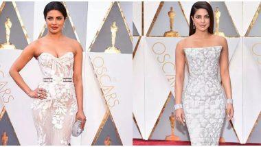 Oscar 2020: 92वें अकैडमी अवॉर्डस में नहीं दिखा प्रियंका चोपड़ा का जलवा, एक्ट्रेस ने ट्वीट कर दी जानकारी