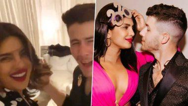 Happy Valentine Day 2020: प्रियंका चोपड़ा के साथ आंख मारे गाने पर जमकर थिरके निक जोनस, देखें वीडियो
