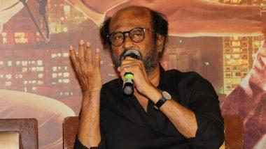 तमिल सुपरस्टार रजनीकांत ने कहा- शांति के लिए जो बन पड़ेगा करेंगे