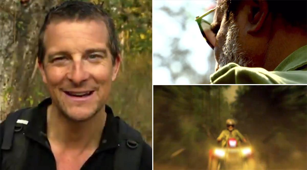 Man vs Wild: बेयरग्रिल्स के शो में पहुंचे रजनीकांत, डिस्कवरी चैनल ने रिलीज किया ये स्पेशल Video