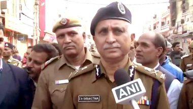 आईपीएस एसएन श्रीवास्तव होंगे दिल्ली पुलिस के नए कमिश्नर, अमूल्य पटनायक की लेंगे जगह