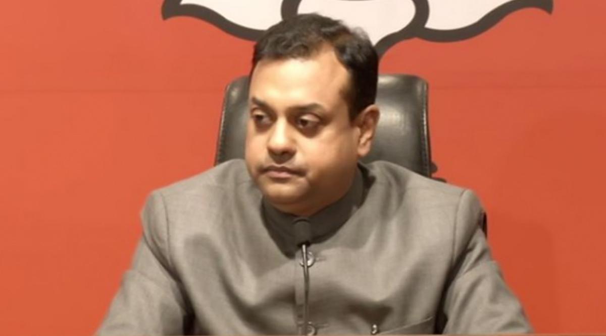 विधानसभा चुनाव 2020: EC ने बीजेपी प्रवक्ता संबित पात्रा को जारी किया नोटिस, कल शाम 6 बजे तक मांगा जवाब
