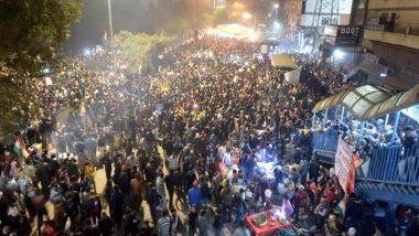 शाहीनबाग: वातार्कारों ने प्रदर्शनकारियों से कहा, आपसे प्रभावित हुए हम