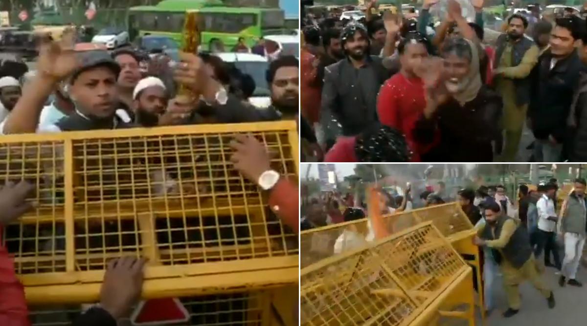 शाहीन बाग: प्रदर्शनकारियों ने 70 दिन बाद नोएडा-फरीदाबाद जाने वाला एक रास्ता खोला, चौथे दिन वार्ताकारो से बातचीत के बाद हुआ फैसला