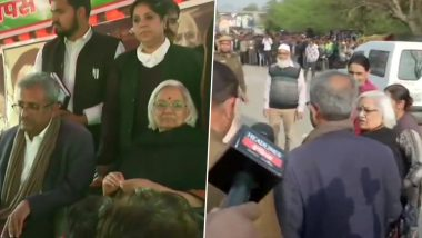 शाहीन बाग: वार्ताकार संजय हेगड़े ने प्रदर्शनकारियों से कहा-जब तक सुप्रीम कोर्ट है, तब तक आपकी बात सुनी जाएगी