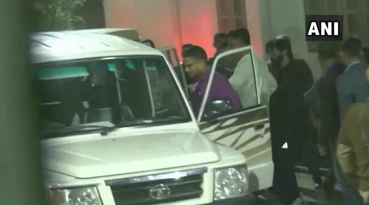 शरजील इमाम कीगुवाहाटी कोर्ट में पेशी, पुलिस को मिली4 दिन कीरिमांड