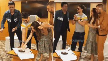 'बागी 3' प्रमोट कर रहे टाइगर श्रॉफ और श्रद्धा कपूर ने मिलकर मनाया जन्मदिन, देखें Pre-Birthday Celebration Video