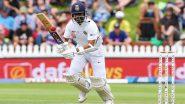IND vs NZ 1st Test Match Day 3: तीसरे दिन का खेल हुआ समाप्त, भारत ने दूसरी पारी में बनाए 144/4, कीवी टीम अब भी 39 रन से आगे