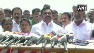 NRC और एनपीआर के खिलाफ तमिलनाडु विधानसभा में प्रस्ताव ला सकती है सरकार, सीएम पलानीस्वामी बोले- कर रहे हैं विचार
