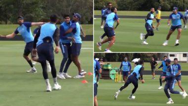 IND vs NZ 2nd Test Match 2020: क्राइस्टचर्च में टर्बो टच में दिखी भारतीय टीम, देखें प्रैक्टिस सेशन का अनोखा वीडियो