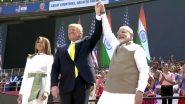 Donald Trump India Visit Live: मोटेरा स्टेडियम में डोनाल्ड ट्रंप ने कहा- अमेरिका को भारत पर गर्व