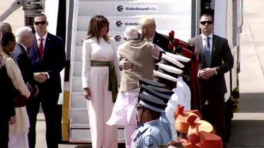 Donald Trump India Visit Live: साबरमती आश्रम से मोटेरा स्टेडियम के लिए रवाना हुए पीएम मोदी और डोनाल्ड ट्रंप