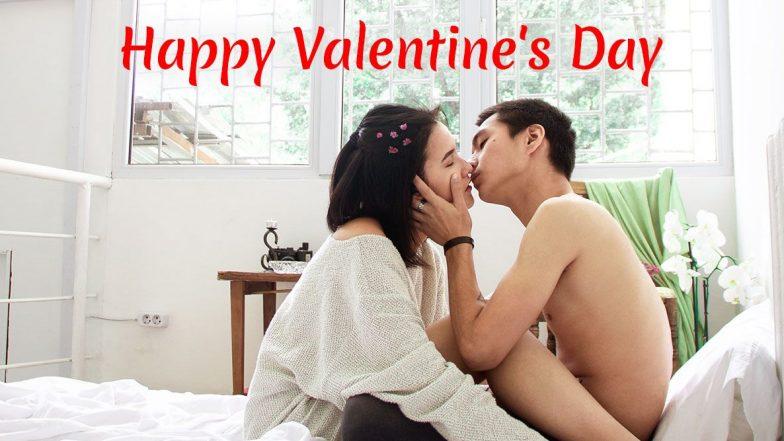 Valentine's Day Sex: वैलेंटाइन डे पर पार्टनर के साथ करना चाहते हैं सेक्स, ज्यादा सेक्सुअल प्लेजर और ऑर्गेज्म के लिए आजमाएं ये टिप्स
