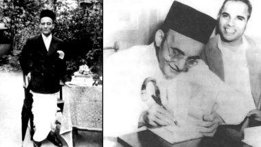 Veer Savarkar Jayanti 2020: PM मोदी और उप राष्ट्रपति वैंकया नायडू समेत इन राजनेताओं ने विनायक दामोदर सावरकर को उनकी जयंती पर किया याद